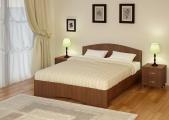 Двуспальную кровать  фото