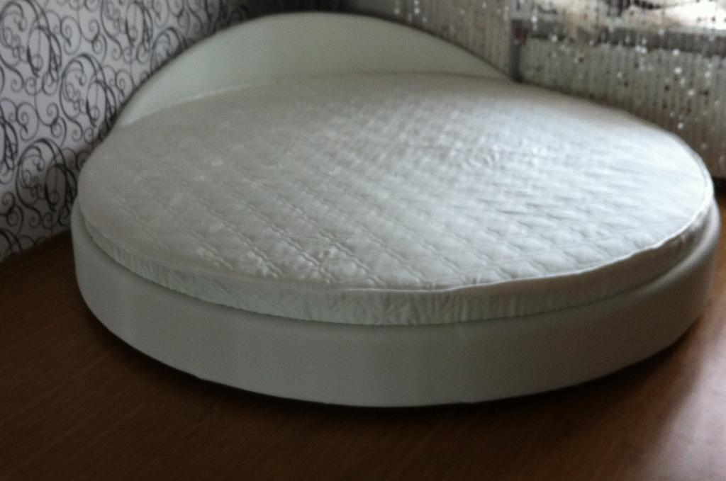 круглые кровати цены и фото